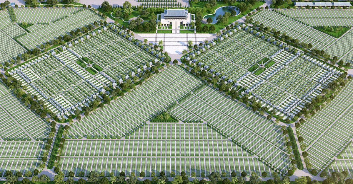 Đất sinh phần tại Hoa viên Sala Garden: Quà tặng ý nghĩa cha mẹ lễ Vu Lan