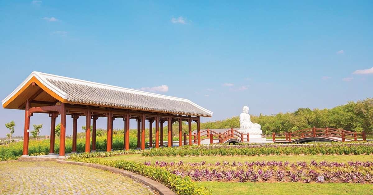 Ghé thăm Sala Garden – Khu vườn an lạc của người đã khuất