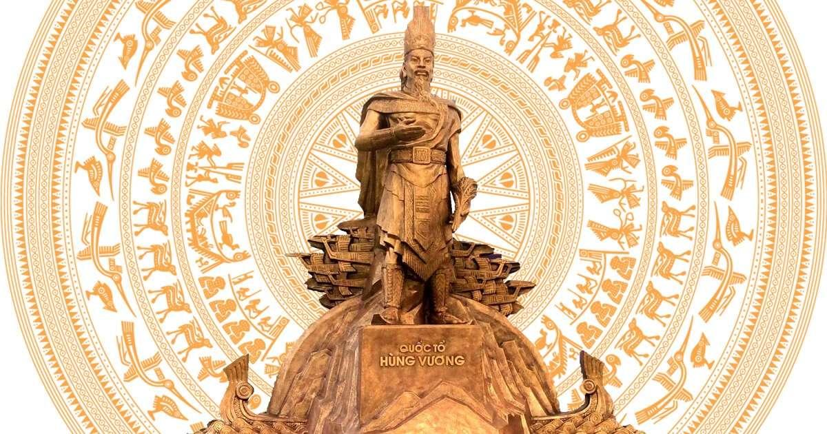 Nguồn gốc của lễ giỗ tổ Hùng Vương