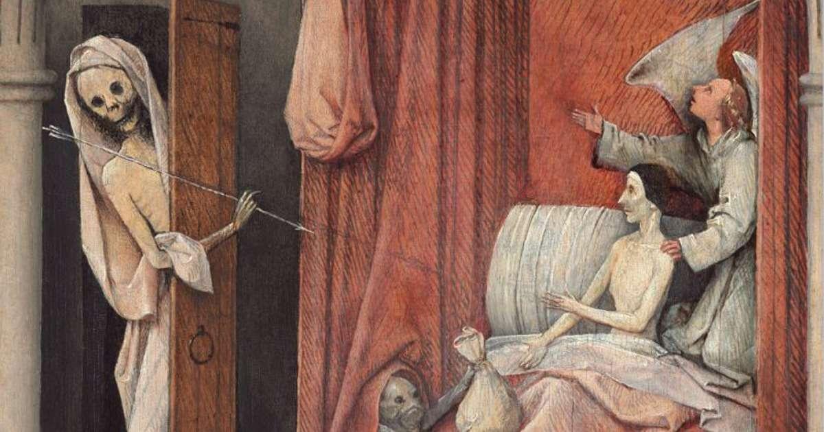 Thần chết và kẻ bủn xỉn