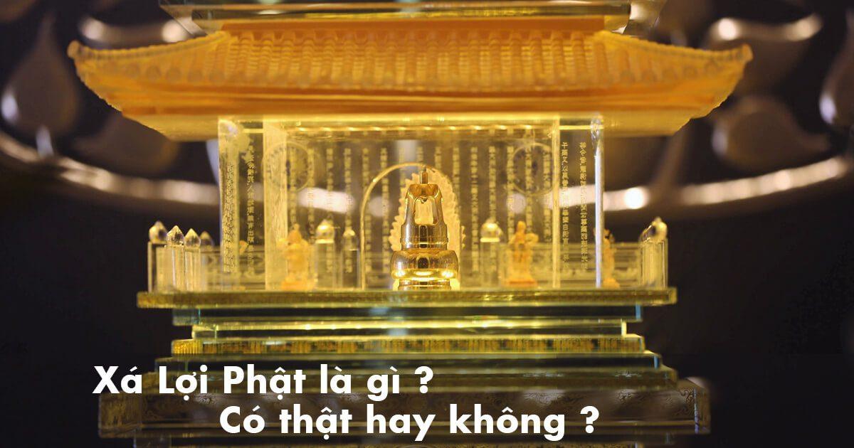 Những bí ẩn chưa biết về xá lợi Phật giáo
