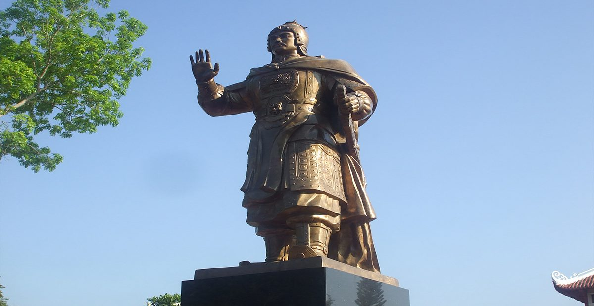 Giai thoại về huyệt kết và cái chết của vua Quang Trung