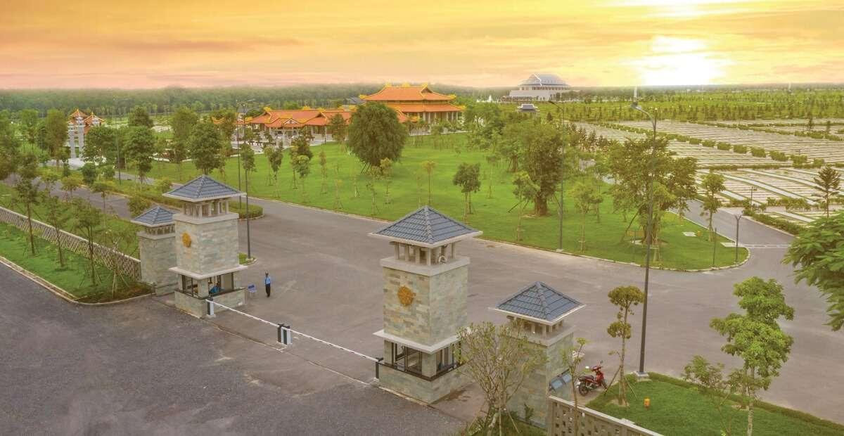 Công viên nghĩa trang cao cấp Sala Garden