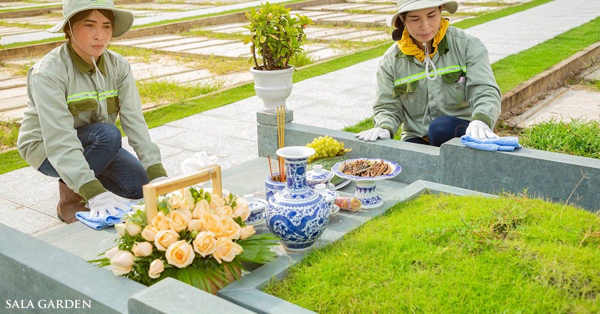 Nghĩa trang Sala Garden: Món quà tri ân mùa Vu lan