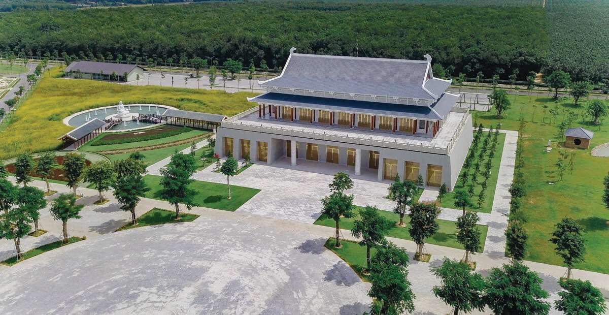 Nhà tang lễ tại Sala Garden