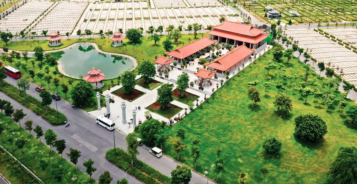 Hoa viên Sala Garden mô hình nghĩa trang văn minh, hiện đại tại việt nam