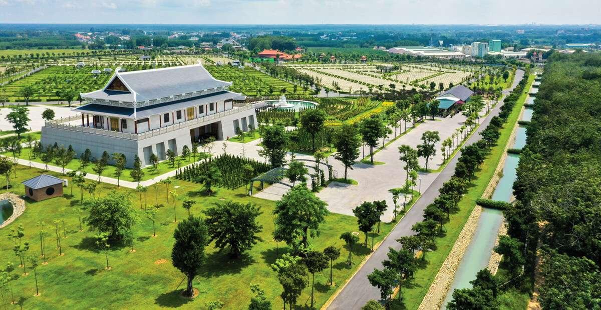 Sala Garden hoa viên sinh thái hàng đầu tại Việt Nam.