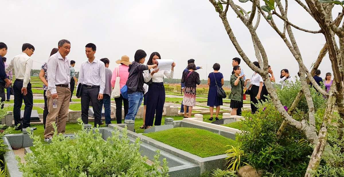 Thay đổi cách nghĩ về việc mua đất nghĩa trang