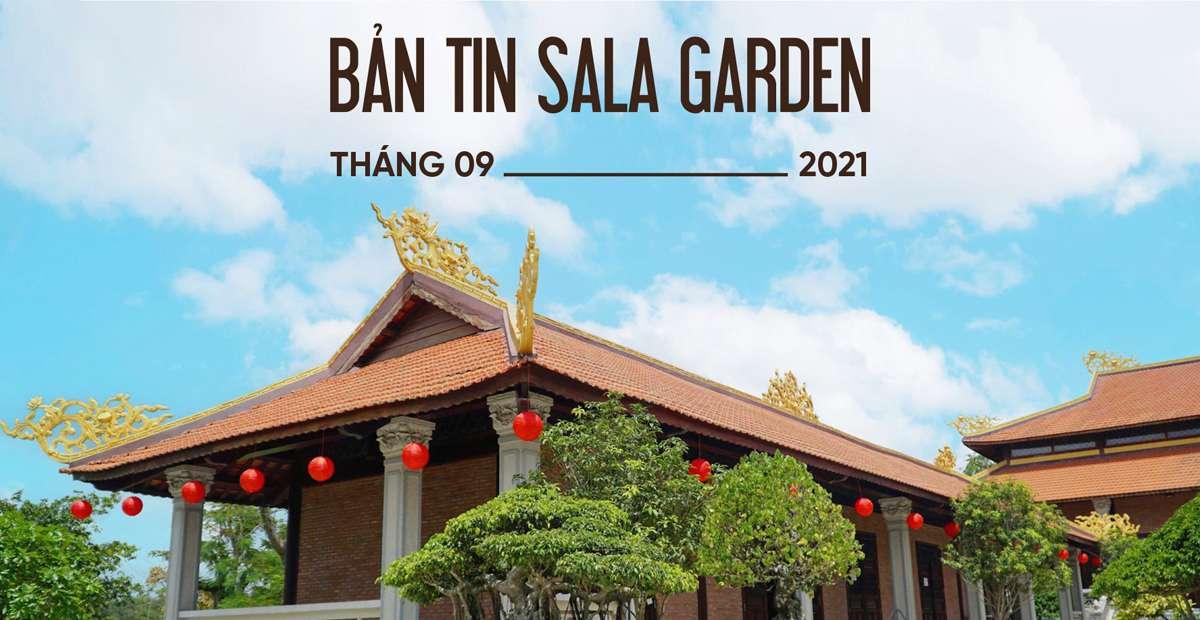 Bản tin Sala Garden tháng 09-2021